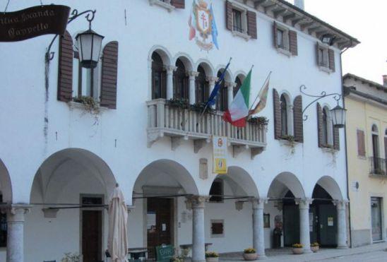 Mel palazzo delle contesse